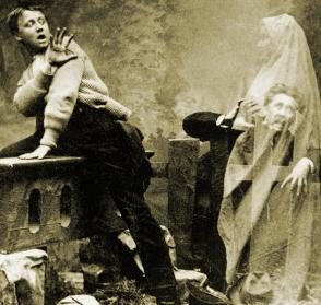 Montaje fotográfico, finales del siglo XIX