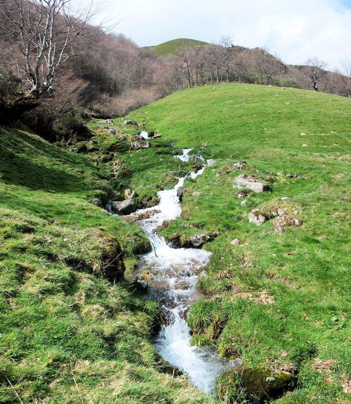 La Azurera, Tinéu. Fuente: Wikiloc, Rebollín G.Montaña
