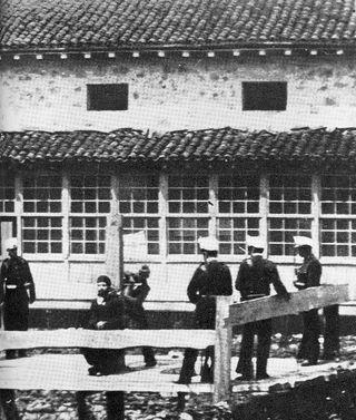 El mismo garrote, el mismo verdugo: ejecución de Michele Angiolillo en 1897