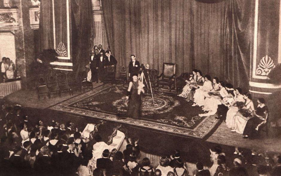 Gala Miss España 1934 (Bilbao)