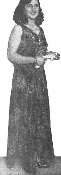 Maruja Suarez Morejon 1931 Muchas Gracias