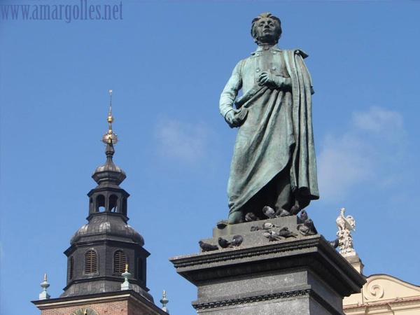 Monumento a Mickiewicz