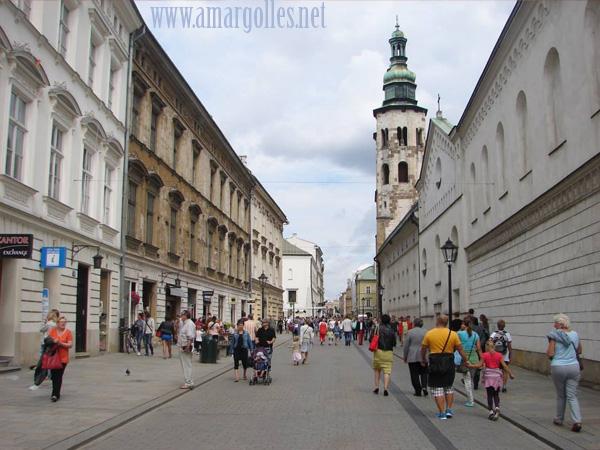 Calle Grodzka.