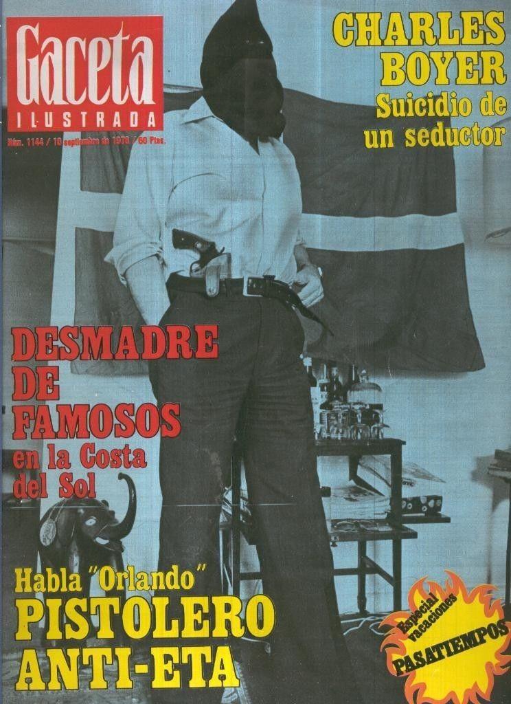 Ejemplar del 10 de septiembre de 1978 de LA GACETA ILUSTRADA.