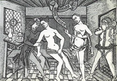 prostitution-medieval